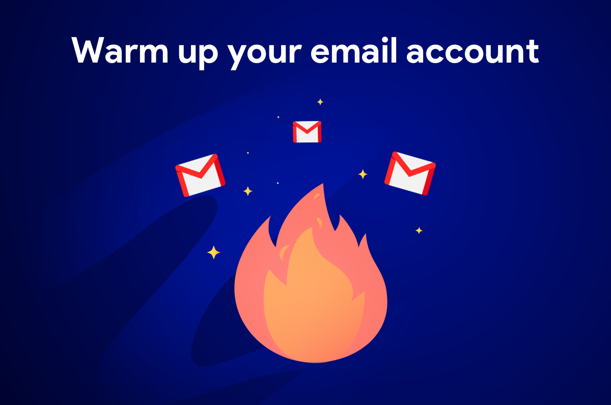 Mail merge tip: warm up your Gmail account